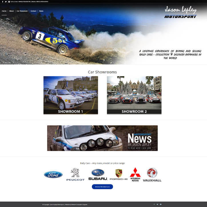 Jason Lepley Motorsport