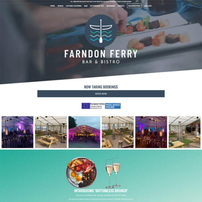 Farndon Ferry